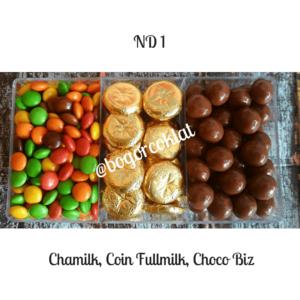 parcel coklat lebaran