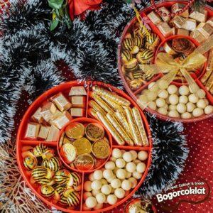 parcel coklat hadiah natal