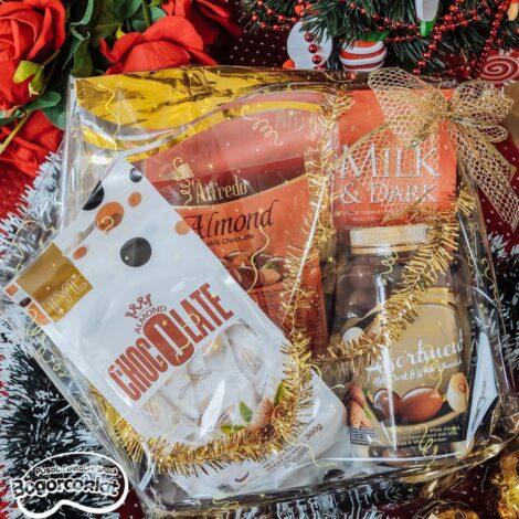 parcel coklat natal tahun baru