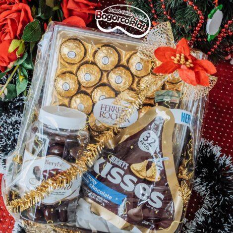parcel coklat hadiah