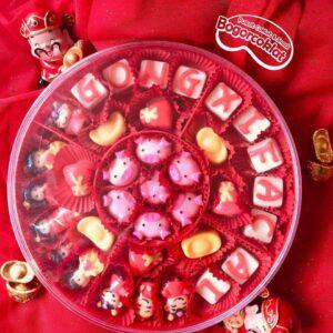 coklat hadiah imlek murah