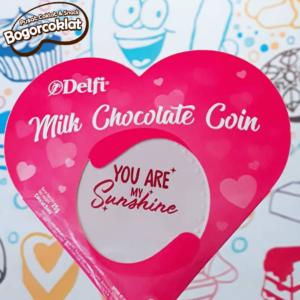 jual coklat koin valentine