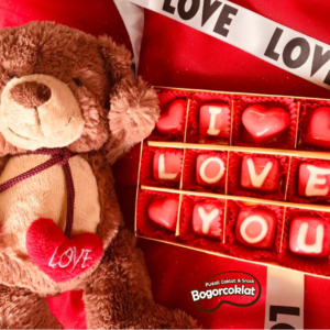 kado coklat valentine