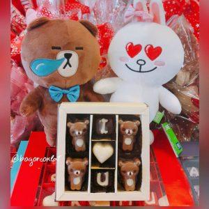 coklat hadiah