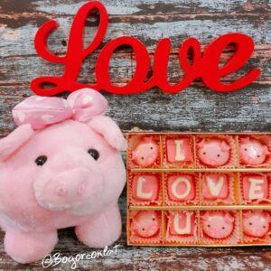 coklat hadiah valentine
