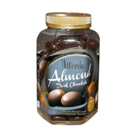 coklat kemasan alfredo almond
