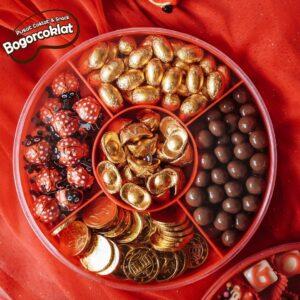 coklat imlek toples merah